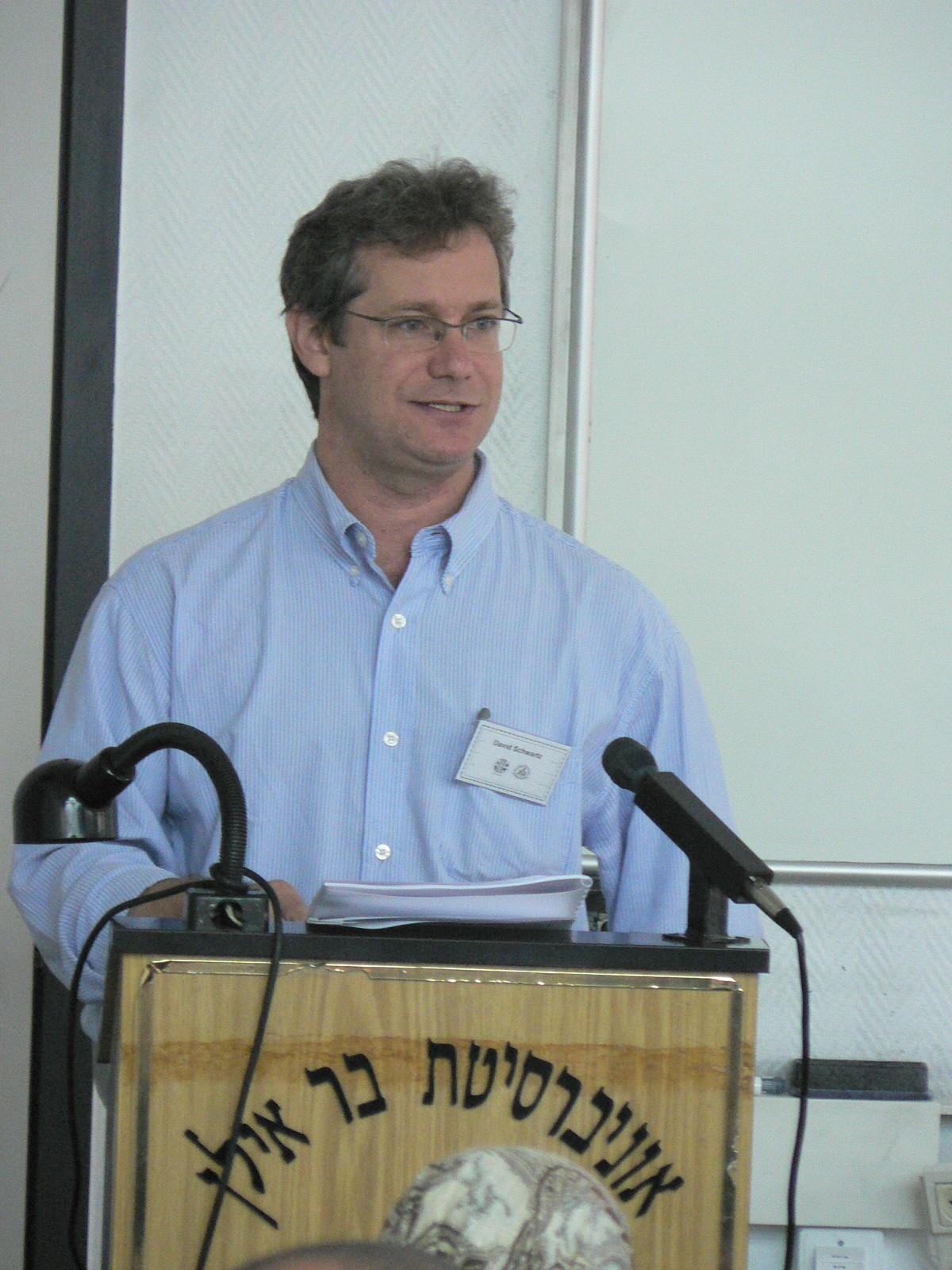 David Schwartz - ILAIS2007